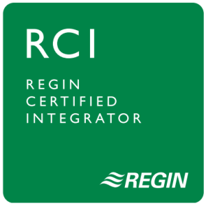 Regin Certified Integrator
